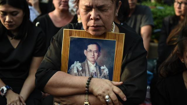 'Dood Thaise koning leidde kort tot verlaging van ticketprijzen'