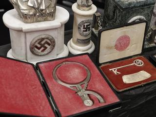 Politie kwam artefacten op het spoor nadat kunstwerken van illegale herkomst werden aangetroffen
