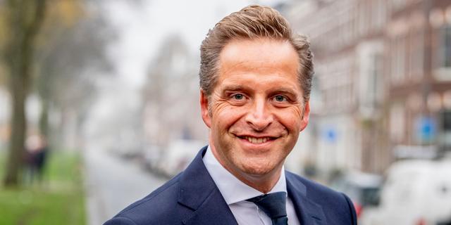 Hugo de Jonge: '2021 wordt een mooier jaar dan 2020, dat is zeker'