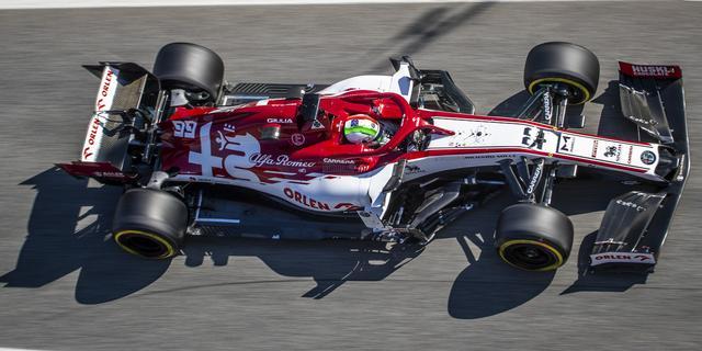 Eindelijk weer Formule 1: Bijrol dreigt voor Williams, Alfa Romeo en Haas