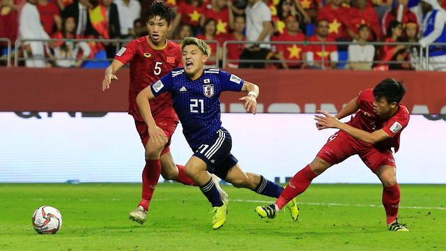 FC Groningen-speler Doan loodst Japan naar halve finales Azië Cup