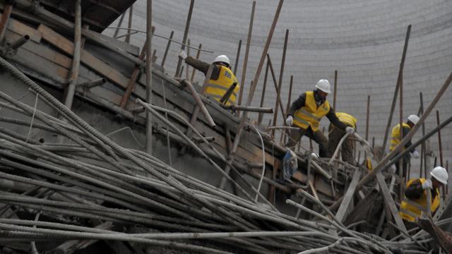 Dodental van ongeval bouwplaats China stijgt naar 67