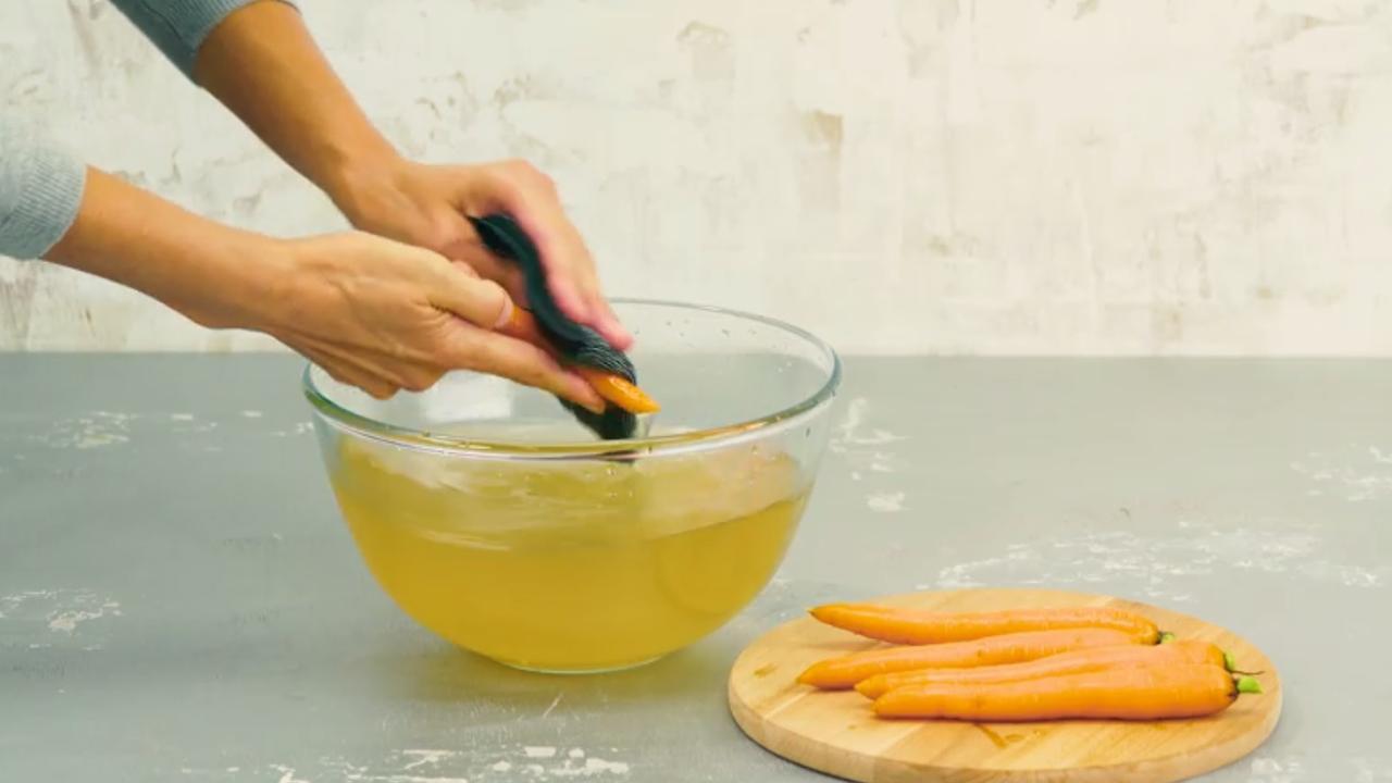 Zo behoud je de meeste vitaminen in je wortels