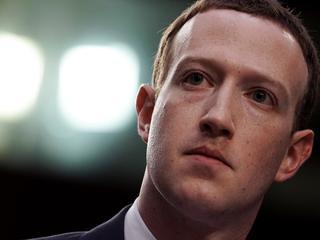 Zuckerberg is topman en voorzitter