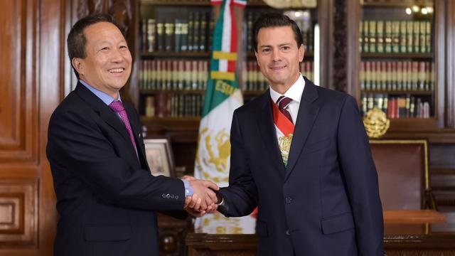 Mexico zet ambassadeur Noord-Korea uit vanwege nucleaire tests