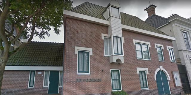 Kerk in Franeker tijdens dienst ontruimd vanwege brand