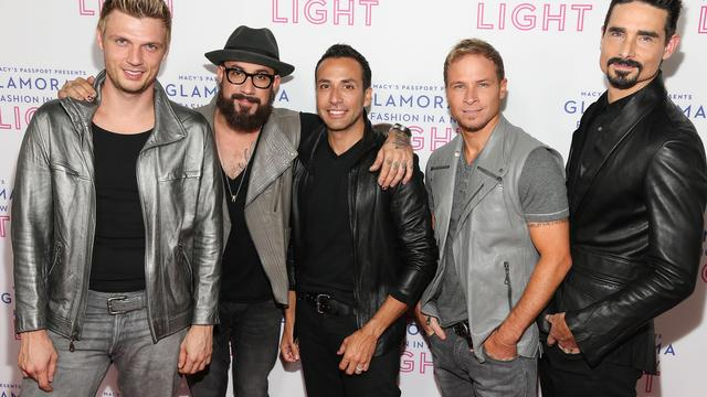 The Backstreet Boys voegden scheet toe aan opname van hit