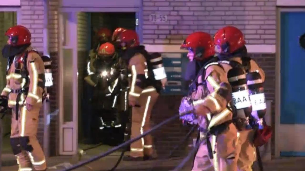 Fatale brand Zuidoost na vertrek brandweer opnieuw opgelaaid