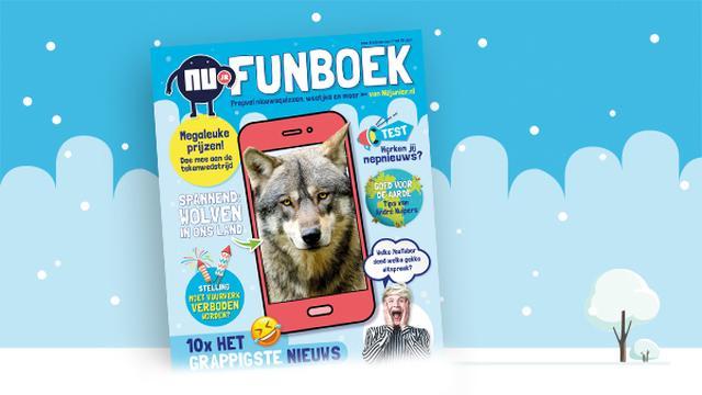 Cadeautip: Bestel het NUjunior Funboek voor 6,95 euro