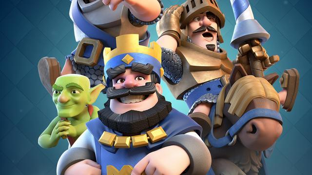 Apple verkiest Clash Royale tot iPhone-game van het jaar