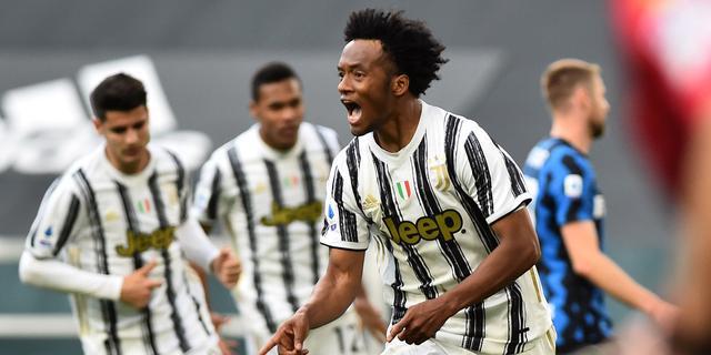 Juventus ontsnapt door dubieuze strafschop aan duur puntenverlies