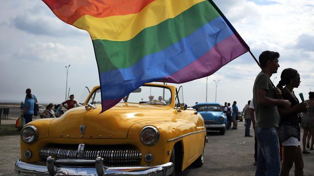 Cuba van plan om homohuwelijk toe te staan