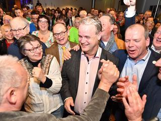 Lokale partij behaalt 10 zetels ten koste van CDA