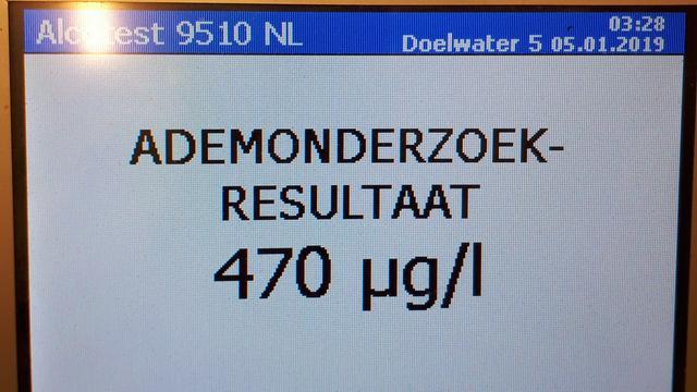 Man in Rotterdam gepakt na tanken zonder betalen en rijden onder invloed