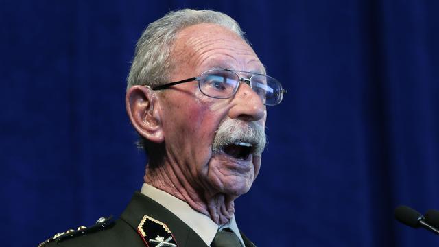 Afscheid van 'veteranenvader' Ted Meines