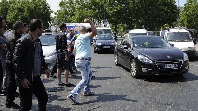 Campagne van intimidatie tegen Uberpop-chauffeurs in Frankrijk