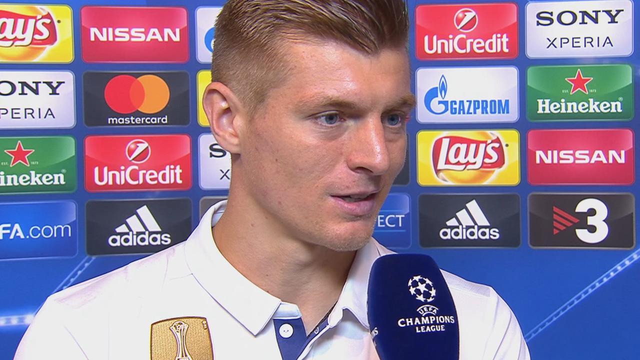 Kroos verwacht ondanks 3-0 zege nog lastige uitwedstrijd