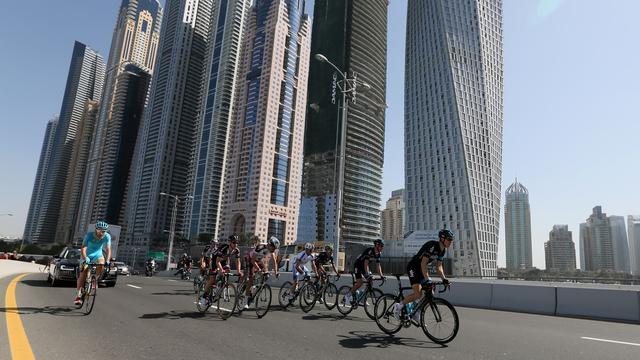 UCI organiseert eerste 'wielergala' in Abu Dhabi
