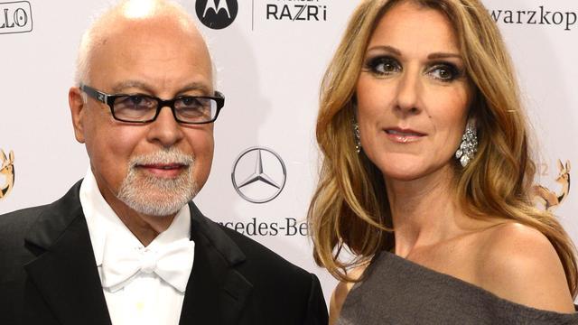 Fortuin van man Céline Dion gaat in fonds