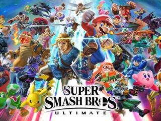 Nieuwe Super Smash-game bevat alle oude personages