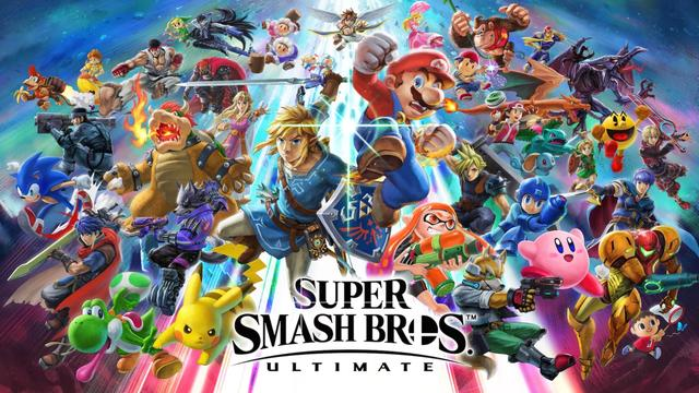 Super Smash Bros. Ultimate verschijnt in december voor Switch