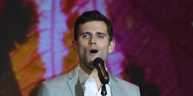 Pippin-acteur Kyle Dean Massey wil ook Amsterdam veroveren