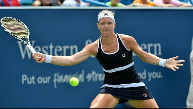 Bertens loot qualifier bij US Open, Serena Williams start tegen Sharapova