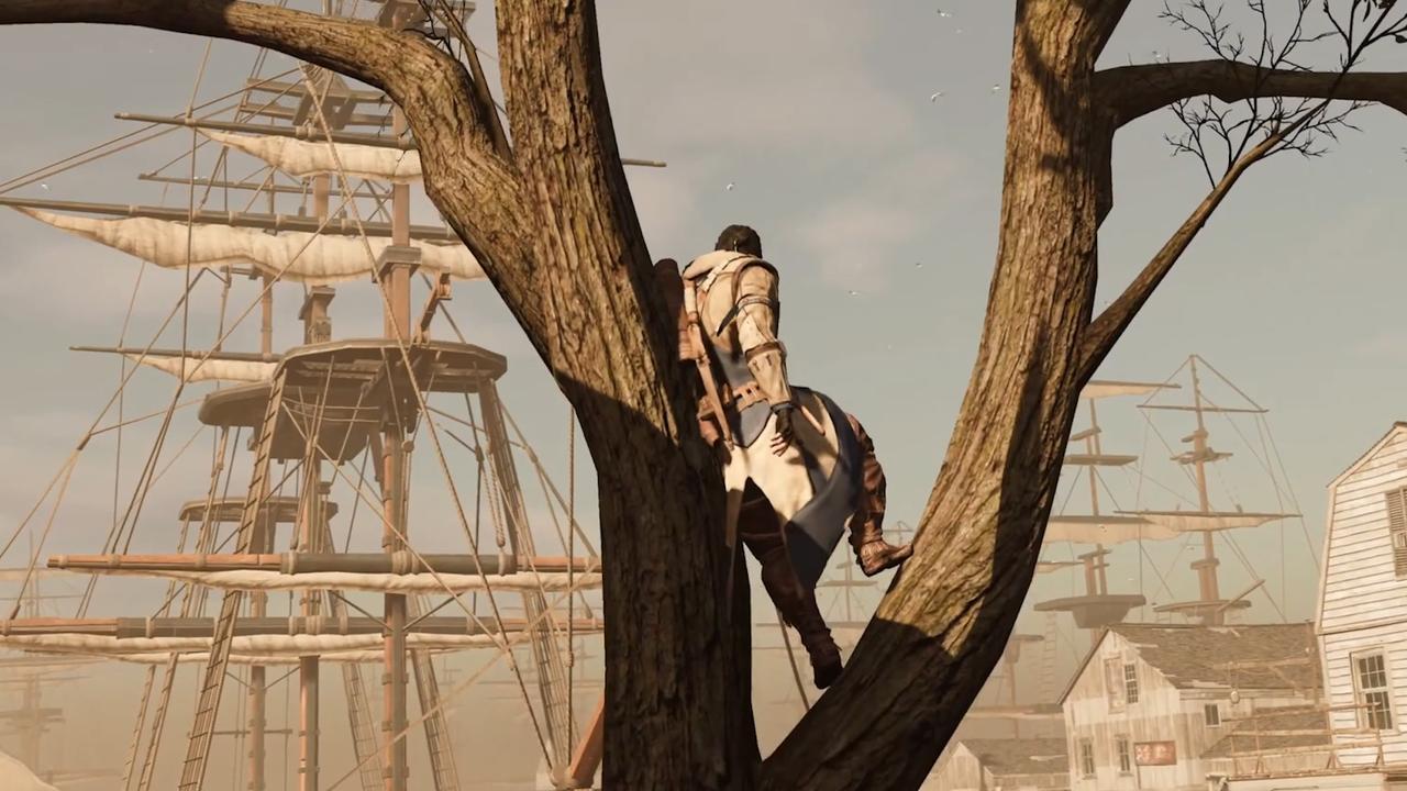 Trailer toont verbeterde graphics Assassin's Creed III Remastered