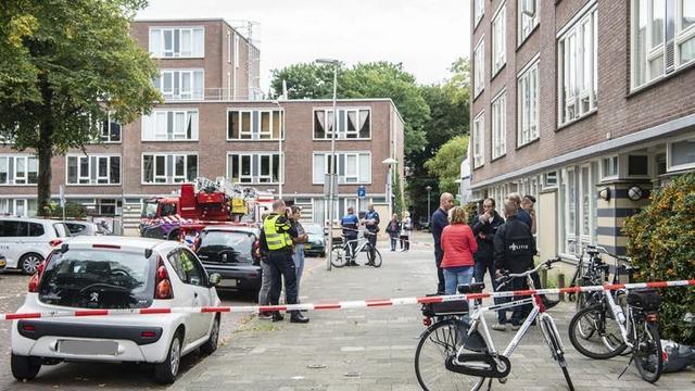 Politie schiet verdachte in been in Utrecht na bedreiging met mes