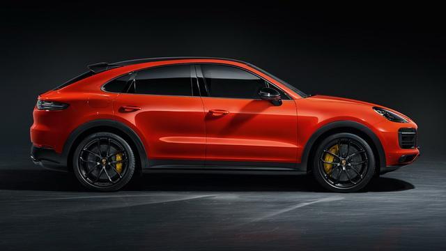 Porsche Cayenne SUV coupé version presented - International News