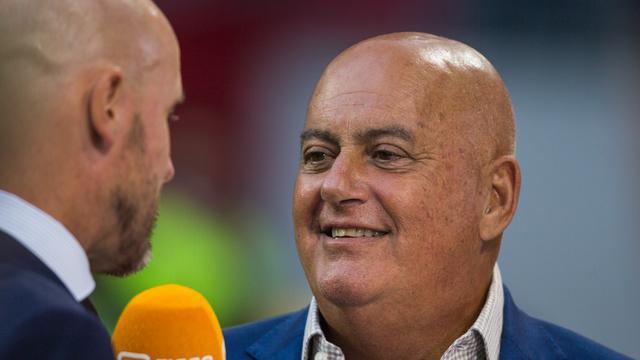 Jack van Gelder blijft twee jaar langer bij Ziggo Sport en sluit NOS niet uit