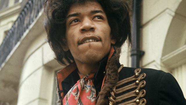Proces-verbaal Jimi Hendrix wordt geveild