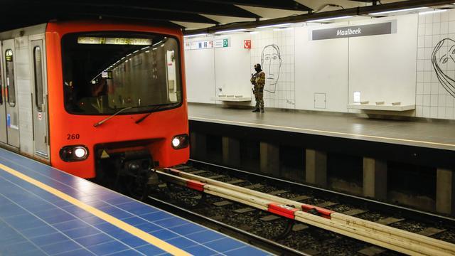 Metrostation Maalbeek na vijf weken weer open voor reizigers
