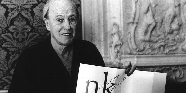 Oorlogsmedailles schrijver Roald Dahl na 73 jaar teruggevonden