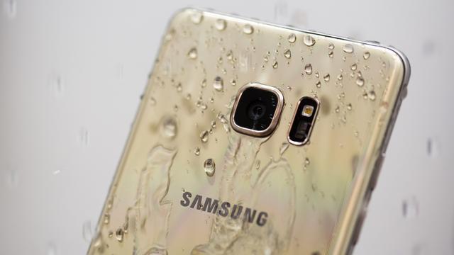 Samsung ziet smartphonetak herstellen na terugroepactie Note 7