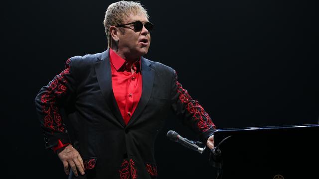 Elton John en Miley Cyrus zingen bij Grammy's