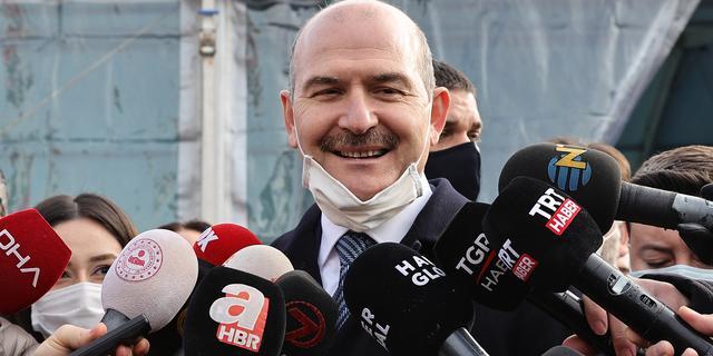 Twitter waarschuwt Turkse minister om haatdragende lhbti-uitlating