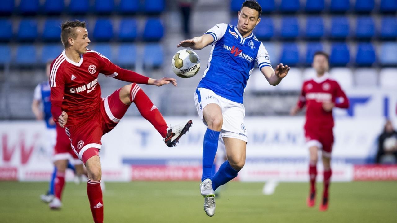 Bekijk de samenvatting van FC Den Bosch-Almere City FC