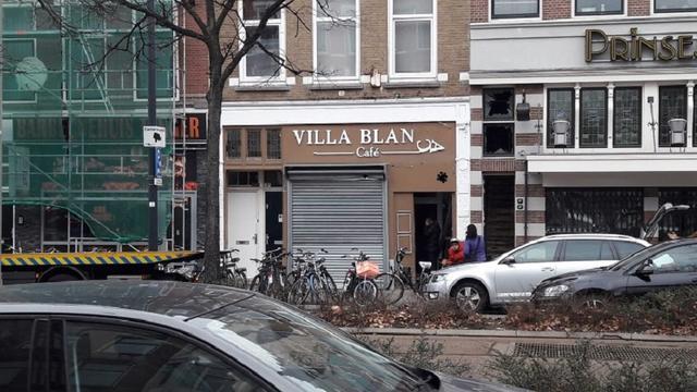 Explosie bij Rotterdamse sishalounge veroorzaakt door zelfgemaakte bom
