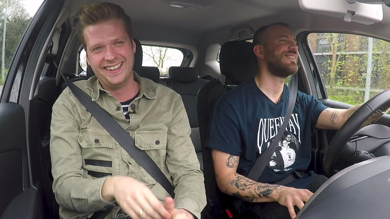 In de auto met Wietze: Mattie is niet alleen maar slecht