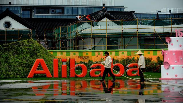 Alibaba profiteert van clouddiensten en verkoop via mobiele apparaten