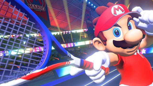 Review: Mario Tennis Aces overtuigt vooral in multiplayer