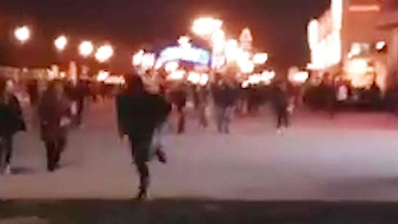 Disneyland Parijs-bezoekers in paniek door knallen bij roltrap
