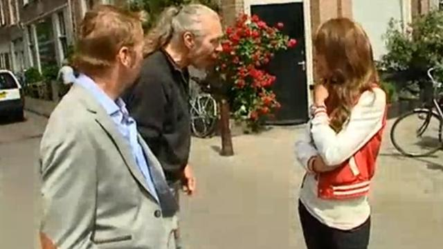 Glennis Grace vermoedt dat ruzie tijdens interview AT5 in scène is gezet