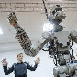 Koppeling van capsule met humanoïde robot aan boord aan ISS mislukt
