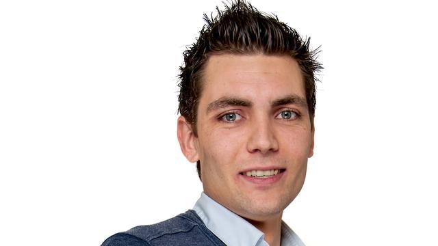 Tim van het Hof D66-lijsttrekker voor raadsverkiezingen Breda
