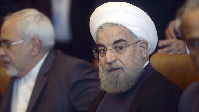 Iraanse president Rouhani waarschuwt VS na sturen nieuwe grondtroepen