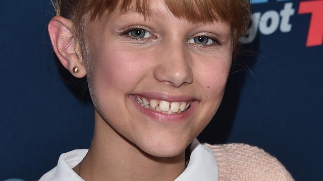 Twaalfjarige zangeres Grace VanderWaal wint America's Got Talent