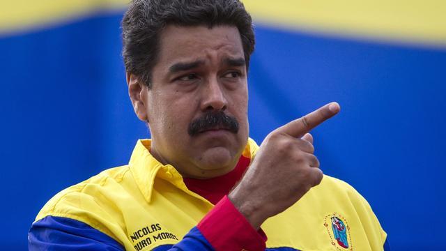 'Referendum over aanblijven president Maduro van Venezuela in 2017'