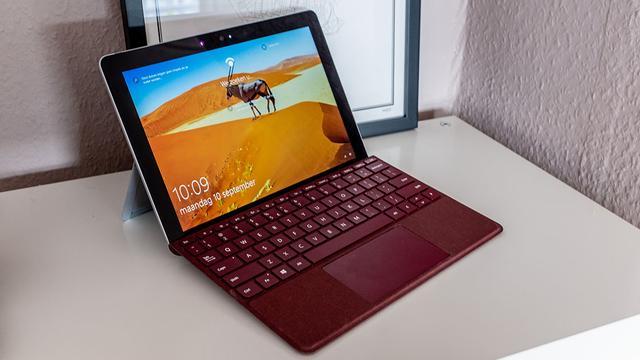 Review: Surface Go is betaalbare tablet met laptopprestaties